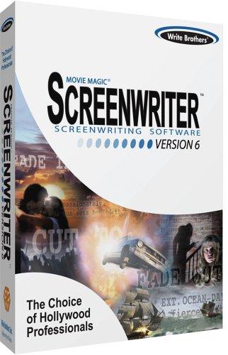 Movie Magic Screenwriter 6 (PC & Mac) Test