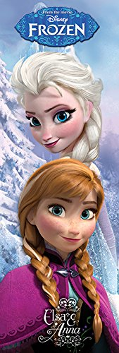 Pyramid International–Póster Frozen Anna Elsa