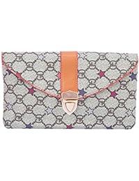 Kézitáska Women Top Handle Satchel Handbags Shoulder Bag Top Purse Messenger Tote Bag Travel Duffle Bag - B077CSXYXY