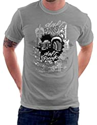 Daft Punk the Youth are Getting Restless Men's T-Shirt