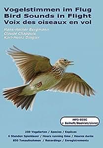 Voix des oiseaux en vol (+ Livret 3 langues)