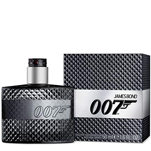 James Bond 007 Herren Parfüm - Eau de Toilette Natural Spray I - Unwiderstehlich-frischer Herrenduft - perfekter Sommerduft gepaart mit britischer Eleganz - 1er pack (1 x 50ml) (Wie Man Wie James Bond)