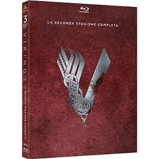 Vikings - Stagione 02 (3 Blu-Ray) (1 Blu-ray)