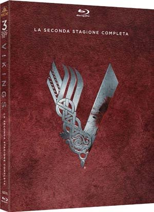 Vikings - Stagione 2 (3 Blu-Ray)