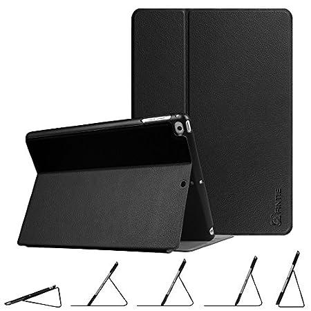 Fintie Multi-Winkel Hülle für iPad 9.7 Zoll 2018 2017 / iPad Air 2 / iPad Air – [SlimShell] Superleicht Folio Stand…