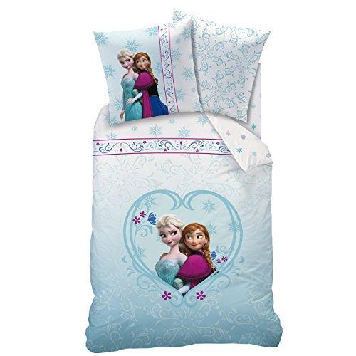 Funda de edredón y funda de almohada, diseño Frozen Nordic