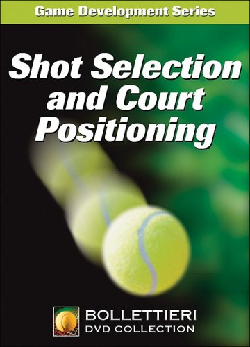 Shot Selection and Court Positioning DVD (Nick Bollettieri's Game Development Series)