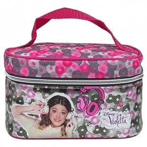Neceser Violetta Disney Silver