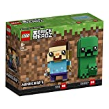 LEGO BrickHeadz Steve & Creeper (41612), Minecraft Figuren