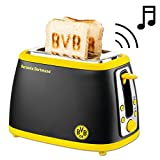BVB Fusball Toaster bräunt ( BVB ) auf das Toast & spielt die Kulthymne