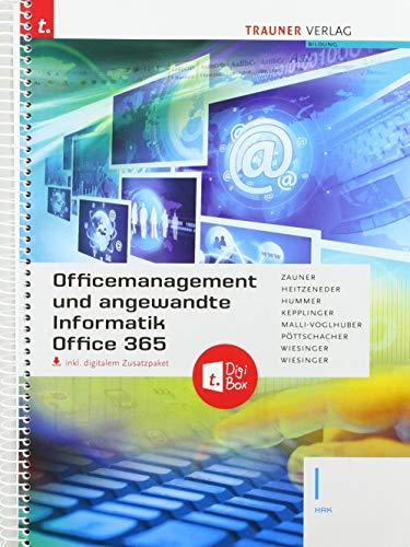 Officemanagement und angewandte Informatik I HAK Office 365 inkl. digitalem Zusatzpaket