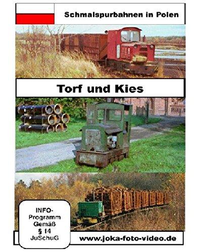 Torf und Kies - Schmalspurbahnen in Polen