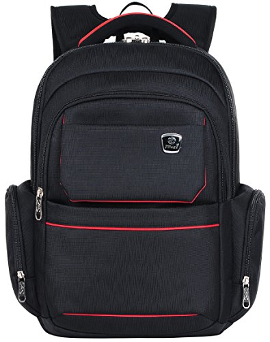 Taikes Laptop Backpack Up To 17-Inch Blue25