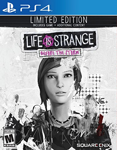 Life is Strange: Before The Storm 51z28KHm7jL