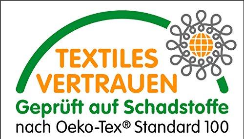 badtex24 Spannbettlaken 90 100 x 200 Spannbetttuch Bettlaken Jersey 100% Baumwolle 20 Farben Aubergine 90x190-100x200cm - 3