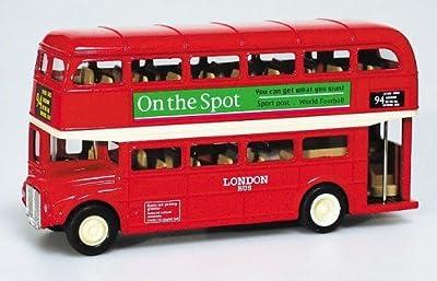 London Bus aus Spritzguß von Gollnest & Kiesel