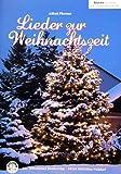 Canzoni Per Natale tempo–arrangiamento per pianoforte [Note musicali/holzweißig] Compositore: pfortner Alfred