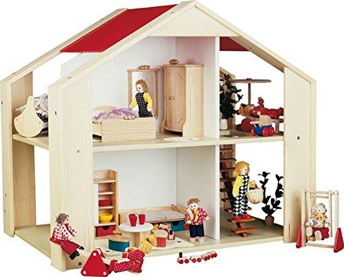 Rülke Holzpuppenhaus 23122 Haus Sonnenschein