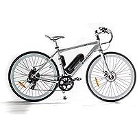 IC Electric Efixed Bicicleta, Blanco, Talla Única