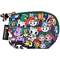 tokidoki Rainforest Limited Edition Zip Coin Purse / Münzbörse