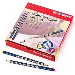 Stabilo Easygraph 2HB 48pieza(s) - Lápiz (2HB)