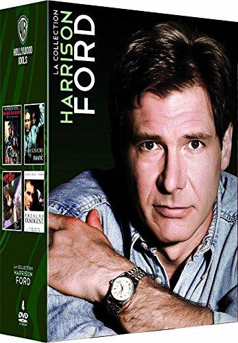 La Collection Harrison Ford - Blade Runner + Présumé innocent + Le fugitif + Frantic [Francia] [DVD]