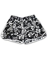 A-Express® Girls Ladies Floral Print Board Swim Beach Shorts