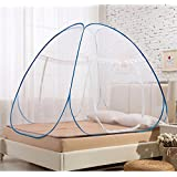 Oyo Baby Mosquito Net For Double Bed (Blue)