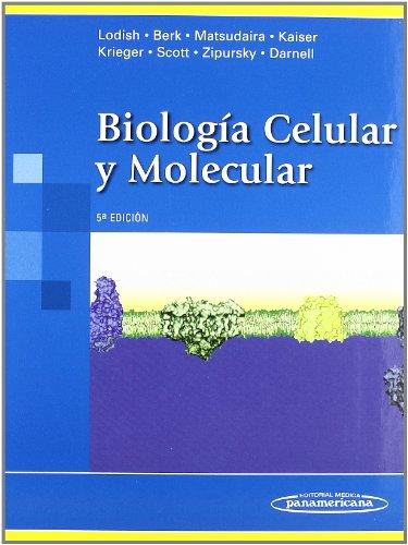 Biología Celular y Molecular.