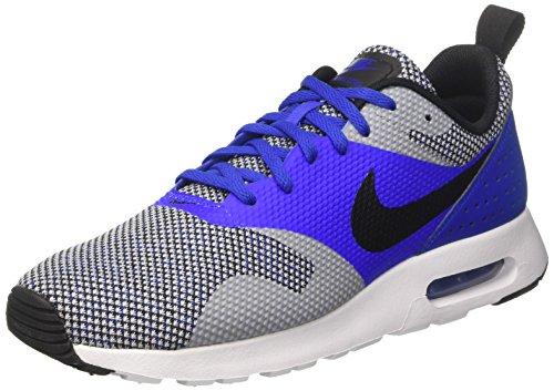 online retailer 1dd7d 372d0 Nike Air Max Tavas Prm, Herren Sneaker, Blau (Bleucoureur grisloup noir