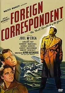 Foreign Correspondent [DVD] [1940] [Region 1] [US Import] [NTSC]
