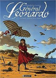 Général Léonardo, Tome 2 : Croisade vers la Terre Sainte