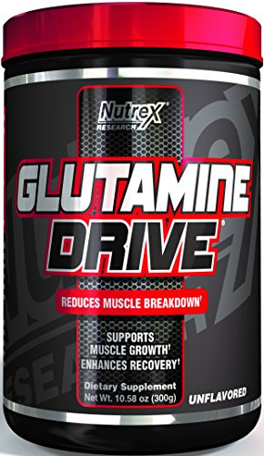 Nutrex Glutammina Drive Nero - 51z2KZo vfL