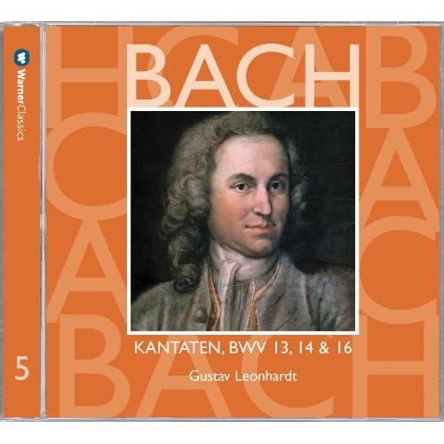"""Cantata No.14 Wär Gott nicht mit uns diese Zeit BWV14 : IV Aria - """"Gott, bei deinem starken Schützen"""" [Bass]"""