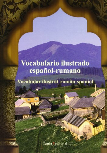 Vocabulario ilustrado español-rumano por Montserrat Esteve