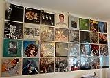Galerie für 32 Schallplatten-Cover à 30,5 x 30,5cm