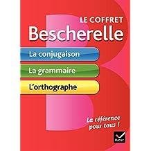Le coffret Bescherelle: La conjugaison pour tous, La grammaire pour tous, L'orthographe pour tous (Bescherelle références)