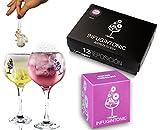 Infugintonic - Estuche reposición - Infusiones para Ginebra, Ron y Vodka (Sueño Andalusí) - 12 unidades