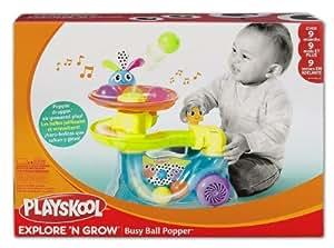 Hasbro 39069148 Playskool Busy Ball Popper Amazon Co Uk