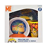 DESPICABLE ME 2 - Melamine Dinnerware Set Breakfast (3 pcs)