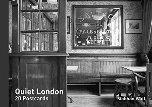 Quiet London Postcard Book