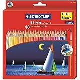Staedtler Luna Colour Pencils 48 Shades