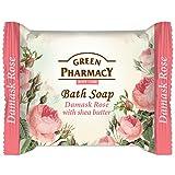 Green Pharmacy - Jabón de baño con mantequilla de karité (100 g)