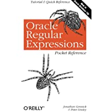 Oracle Regular Expression Pocket Reference (Pocket Reference (O'Reilly))