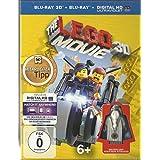 The LEGO Movie 3D +2D + Digital HD INKLUSIVE LEGO MINIFIGUR VITRUVIUS
