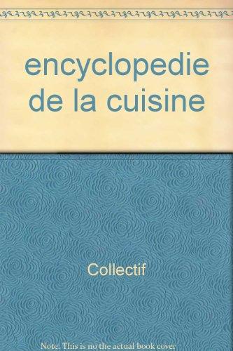 Encyclopdie de la cuisine