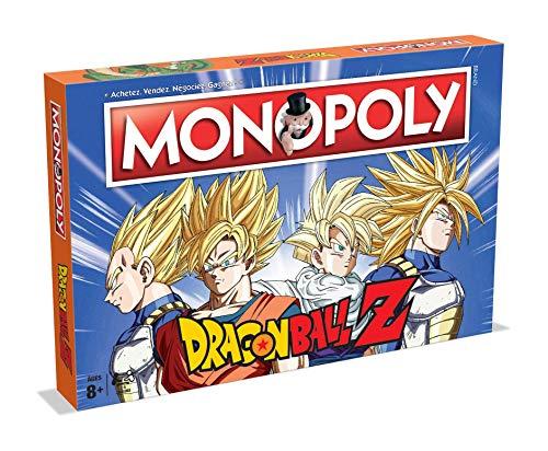 Dragonball Z Winning Moves.