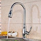 Installazione della piattaforma del rubinetto del lavandino del bagno abbassa il rubinetto del lavandino della cucina monocomando rubinetto da cucina monoforo rubinetto caldo e freddo