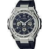 CASIO Herren Digital Uhr mit Harz Armband GST-W310-1AER