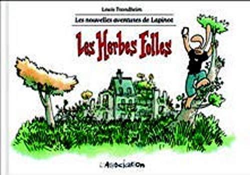 Les Herbes folles: Lapinot T2 par Lewis Trondheim